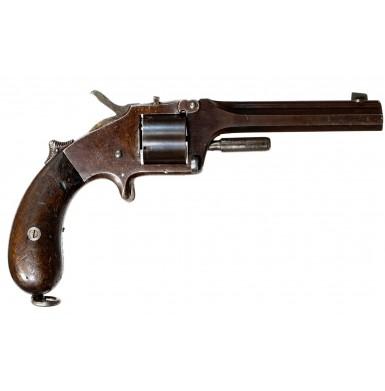 Extremely Rare Saxon Model 1873 Military Revolver