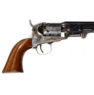 Factory Cased 6-Inch Colt Pocket Revolver