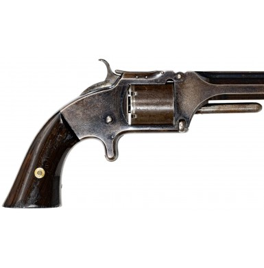 1865 Production Smith & Wesson No 2 Old Army Revolver