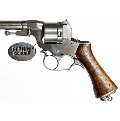 Fine Type II French Perrin Revolver