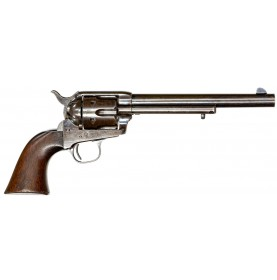 Fine DFC Inspected Colt Model 1873 Single Action Army Cavalry Revolver