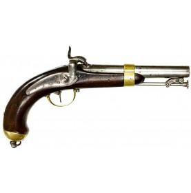 French Model 1837 Naval & Marine Pistol
