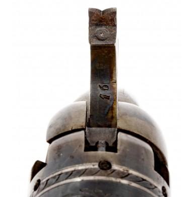 Outstanding & Rare Cased Austrian Naval Officers Colt KKP Dragoon Revolver