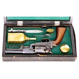 Outstanding & Rare Cased Austrian Naval Officers Colt KKP Dragoon Revolver