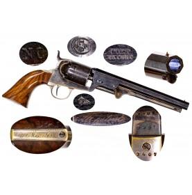 Very Fine Belgian Brevete Colt M1851 Navy by Gilon