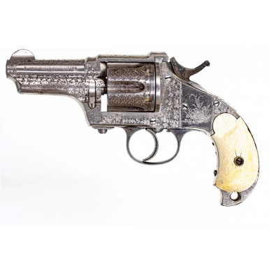 Factory Engraved Merwin, Hulbert & Co Pocket Army Revolver