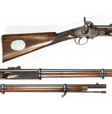 Enfield Pattern 1853 Presentation Prize Volunteer Pattern Rifle Musket