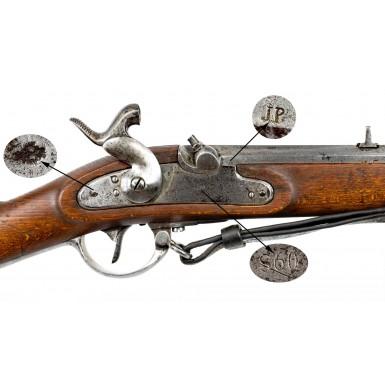 Austrian M1854 Type I Lorenz Rifle Musket