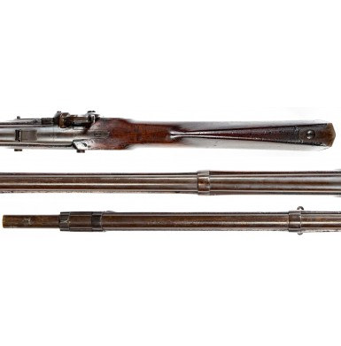 National Armory Brown H&P Type I Alteration Rifled Musket - Quite Rare