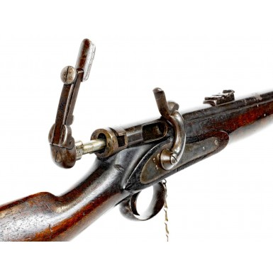 Extremely Rare & Fine Calisher & Terry Carbine - Likely A Confederate Purchase