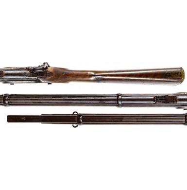 Attic Confederate Marked Barnett Pattern 1853 Enfield Rifle Musket