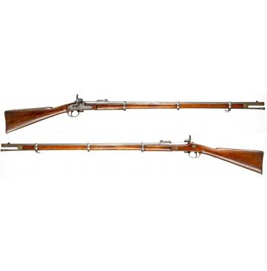 Confederate Marked Barnett Pattern 1853 Enfield Rifle Musket