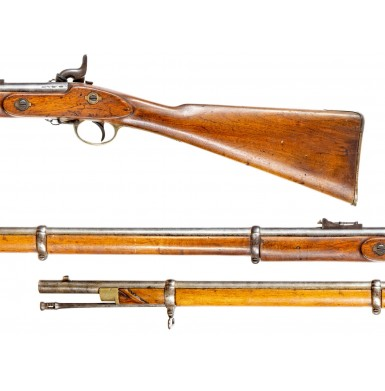Confederate Marked Pattern 1853 Enfield Rifle Musket by Potts & Hunt