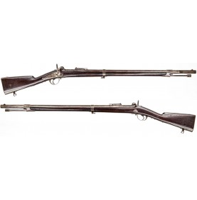 """French """"Carbine a Tige"""" Model 1846 Rifle"""