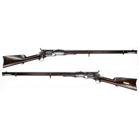 Rare 56 Caliber Colt Military Style Model 1855 Revolving Rifle