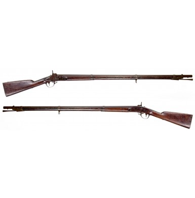 Crisp & Untouched US Model 1840 Nippes-Maynard Altered Musket