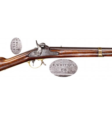 Unaltered Whitney Contract US Model 1841 Mississippi Rifle