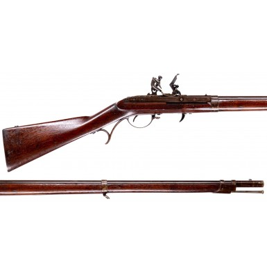 Excellent Harpers Ferry Hall Rifle Dated 1838
