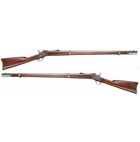 Fine US Model 1871 Army Rolling Block Rifle