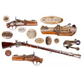 Austrian Model 1854/67 Wänzl Infanteriegewehr