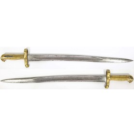 Nicely Priced Sharps Saber Bayonet for the Model 1859 Rifle