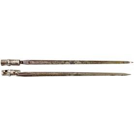 Nicely Priced US Model 1860 Spencer Rifle Socket Bayonet