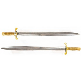 Fine 1855-Dated US Model 1847 Sappers & Miners Saber Bayonet