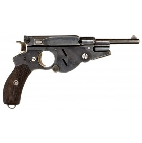 Fine & Scarce Bergmann Model 1896 No 3 Pistol