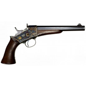 Excellent Remington Model 1871 Rolling Block Pistol