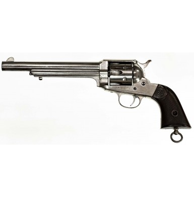 Very Fine 7.5-Inch Remington Model 1890 Revolver