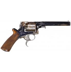 Fine & Scarce Transitional 2nd/3rd Model 54-Bore Tranter Revolver circa 1861