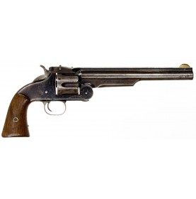 """Rare US Marked Smith & Wesson Model No 3 American """"Oil Hole"""" Variant"""