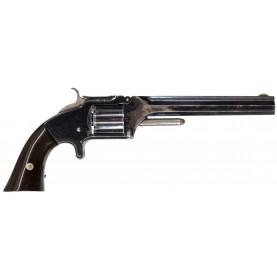 Very Fine 1863 Production Smith & Wesson Model No 2 Revolver