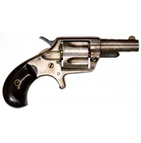 .41RF Colt New Line Revolver with Scarce Silver Finish