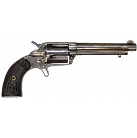 """Colt """"Cop & Thug"""" New Police Revolver With Fine Grips"""
