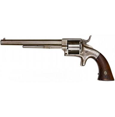 1st Model Bacon Navy Revolver - Rare