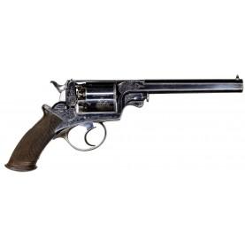 Very Fine & Scarce Dragoon Sized Beaumont-Adams Model 1854 Revolver