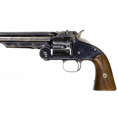 """Fine Smith & Wesson """"Old, Old Model Russian"""" Revolver"""