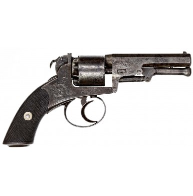 Extremely Rare D Kernaghan New Orleans Retailer Marked Bentley Revolver