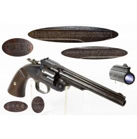 1st Model Smith & Wesson Schofield Cavalry Revolver - Fine