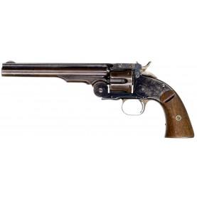 Fine 1st Model Smith & Wesson Schofield Cavalry Revolver