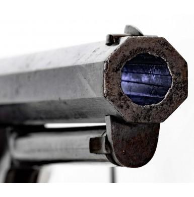 "Rare & Fine Large Iron Triggerguard Colt ""Late 3rd Model"" 1851 Navy Revolver"