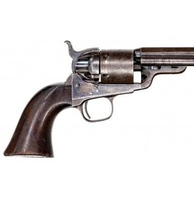 Colt Model 1851 Navy-Navy Cartridge Conversion Revolver - only about 1,000 altered