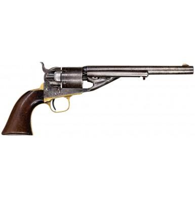 Scarce Colt Model 1861 Navy-Navy Cartridge Conversion Revolver