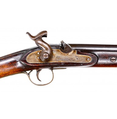 Commercial Paget Style Percussion Carbine by Thomas Potts
