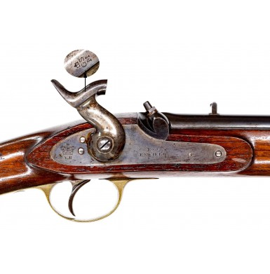 Excellent British Pattern 1858 Native Cavalry & Mounted Police Carbine with Reference Collection Markings