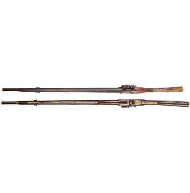 """Extremely Rare Mexican Military """"Brown Bess"""" from the Mexican American War"""