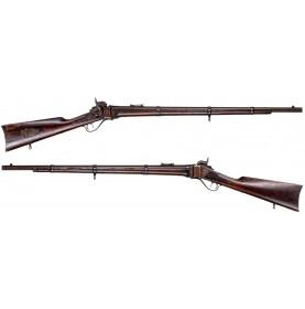 Attic & Untouched Berdan Sharps New Model 1859 Rifle