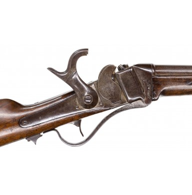 British Contract Model 1855 Sharps Carbine Marked to the King's Dragoon Guards