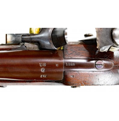 Outstanding Condition US Model 1817 Common Rifle - Likely An Experimental Arsenal Musketoon Alteration
